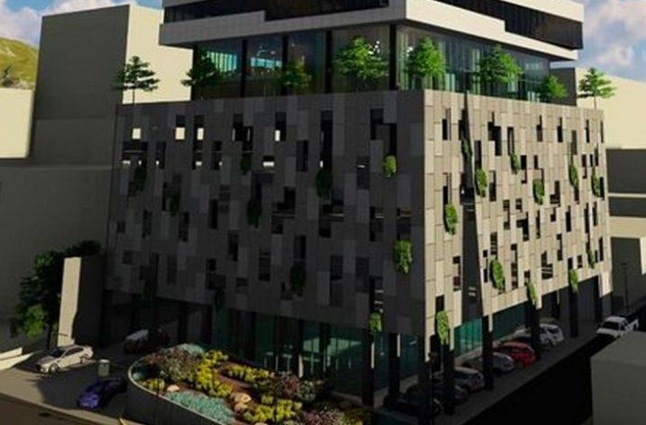 Se reanudan obras para edificar torre corporativa en MTY