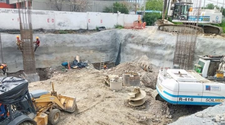 Arranca obra civil de nuevo conjunto urbano con dos torres