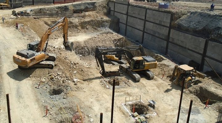 Y arranca cimentación de torre de 82 mil m2 en MTY