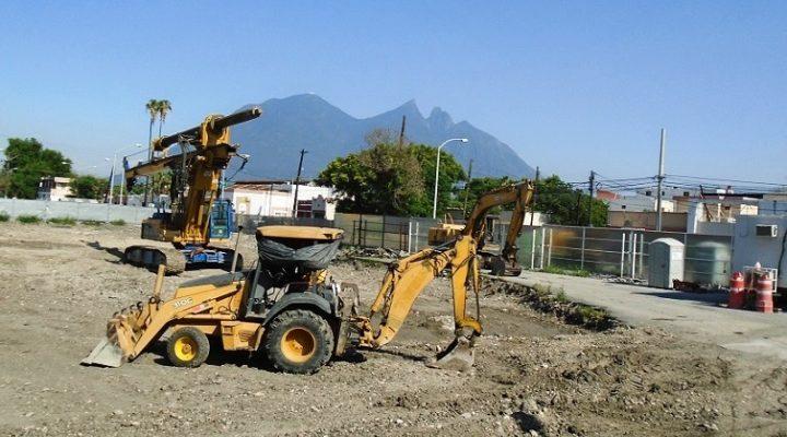 Ponen en marcha obras preliminares de torre de 30 mil 061 m2