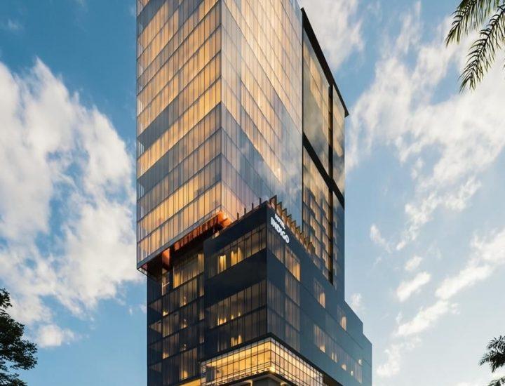 Alistan construcción de innovador rascacielos de 25 niveles