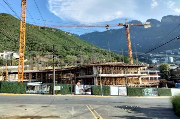 'Asoman' primeras plantas de residencial de lujo en San Pedro