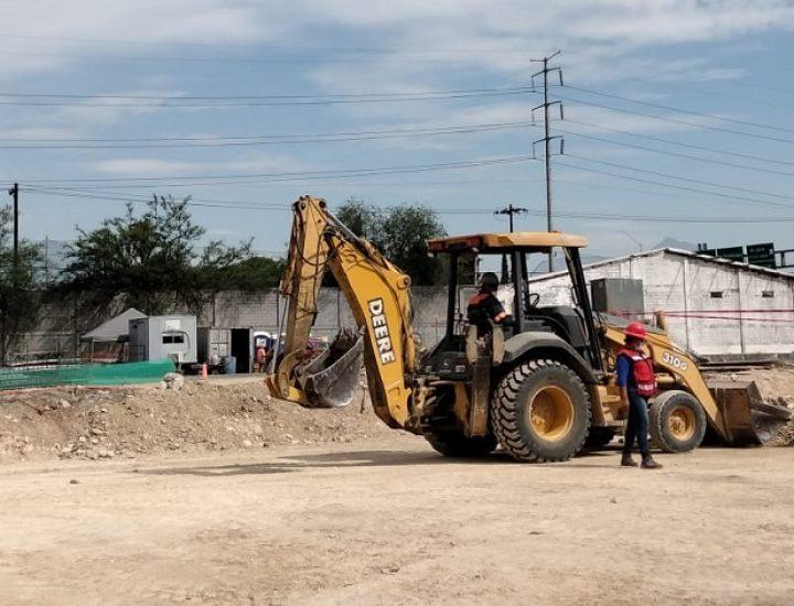 Activan obra para erigir distrito vertical en MTY; inicia primera fase