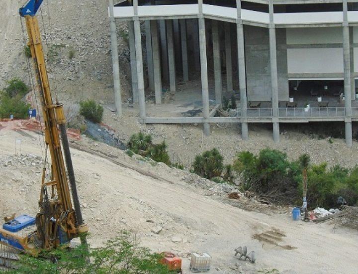 Inicia cimentación de nueva torre habitacional en el sector Dinastía