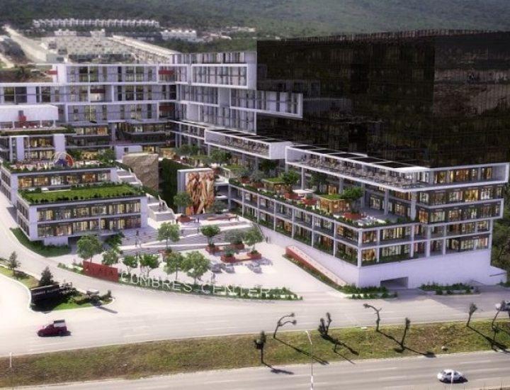 Emerge complejo de uso mixto de 104 mil m2; avance estructural alcanza 31%