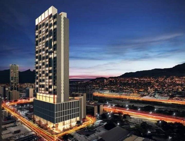 Arribará una nueva torre de uso mixto al Centro de MTY