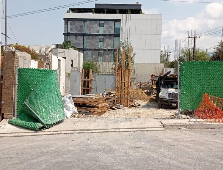 Da inicio cimentación de residencial privado en San Pedro