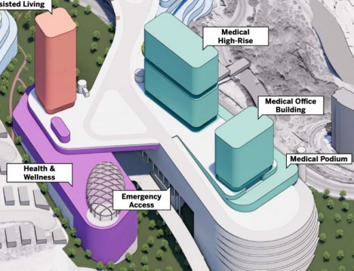 Edificarán centro médico en distrito urbano del Valle de México