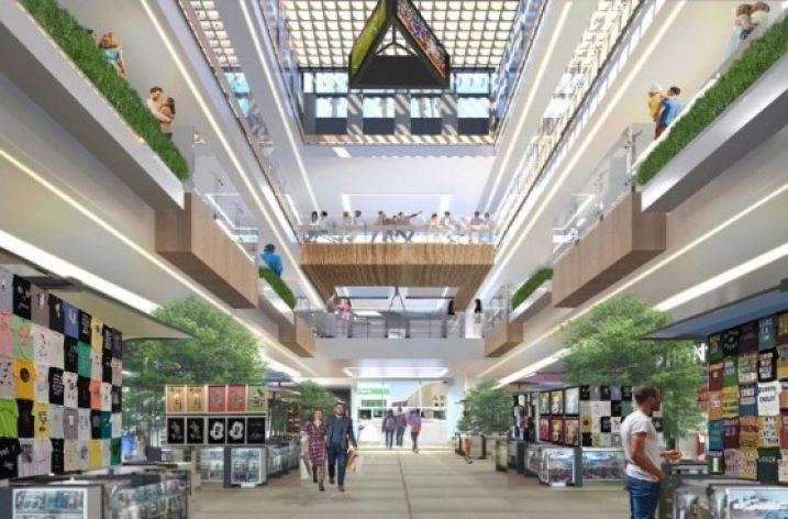 'Reciclan' predio de uso comercial en el Centro regio; inicia nueva era