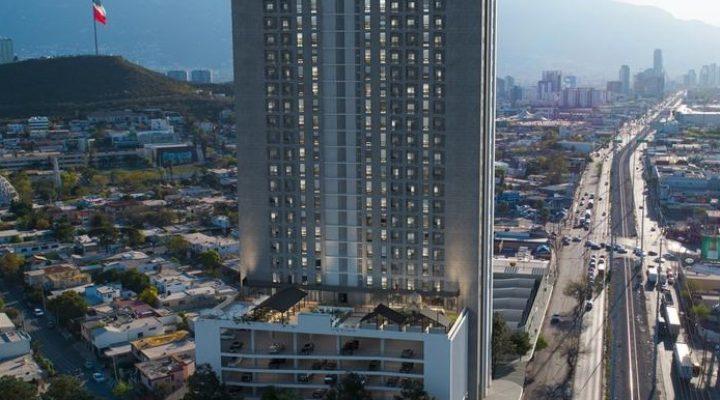 Emerge torre habitacional de 212 departamentos en MTY